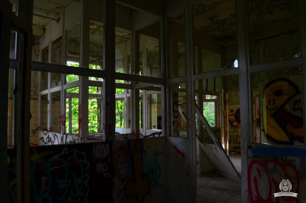 Foresty interior – URBEX © Paul LECAT Photography