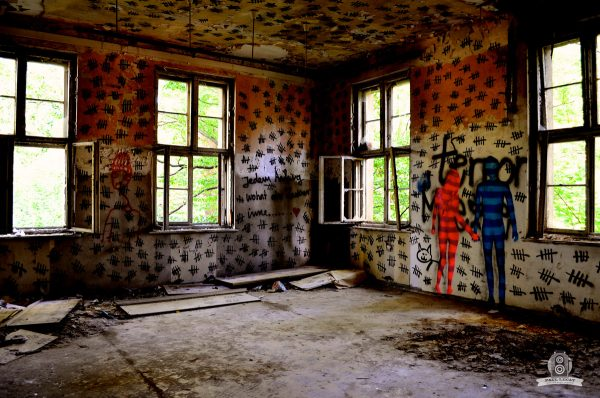 (un)typical room – URBEX © Paul LECAT Photography