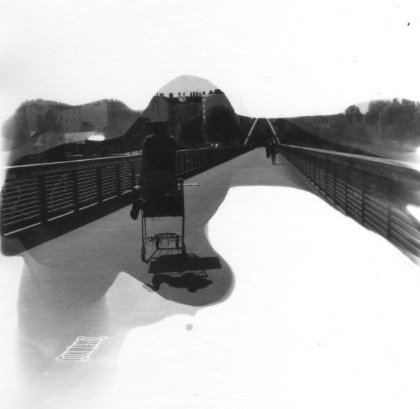 Strolley rollin' – Paul & Karla Analog B&W experimental photography