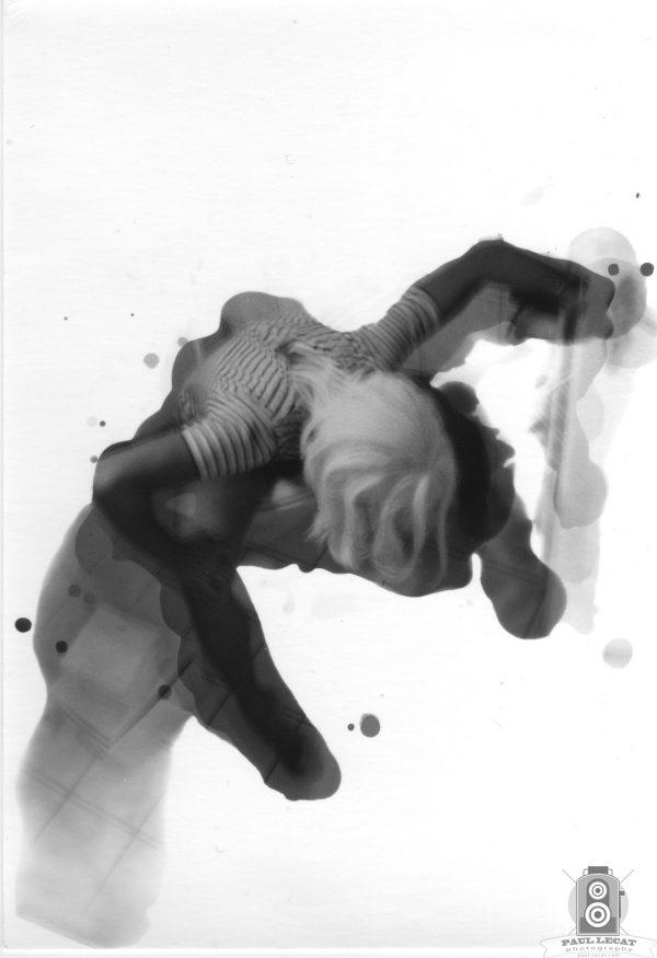 Weirdo – Paul & Karla Analog B&W experimental photography