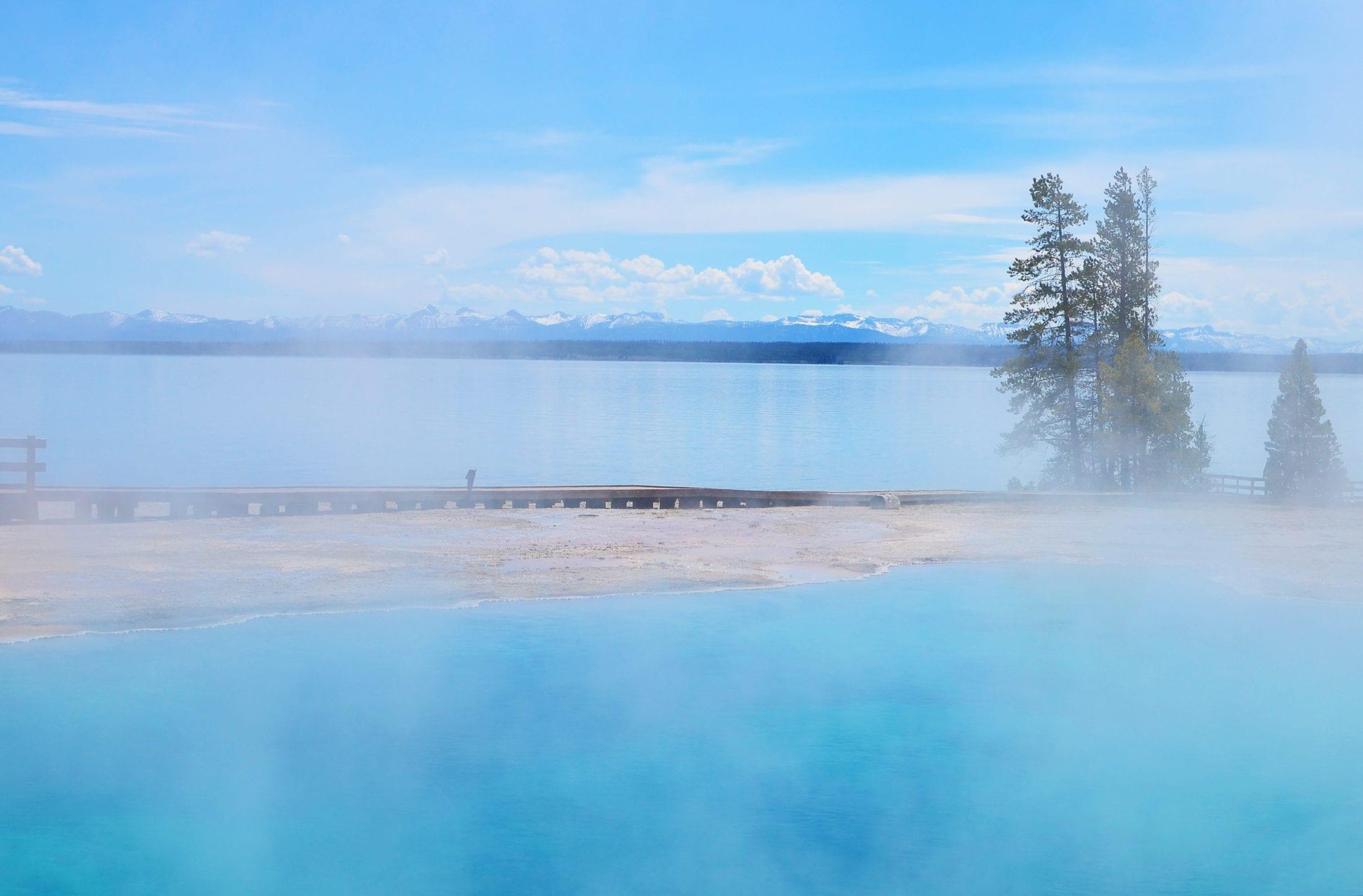 Yellowstone vapors – USA 2016