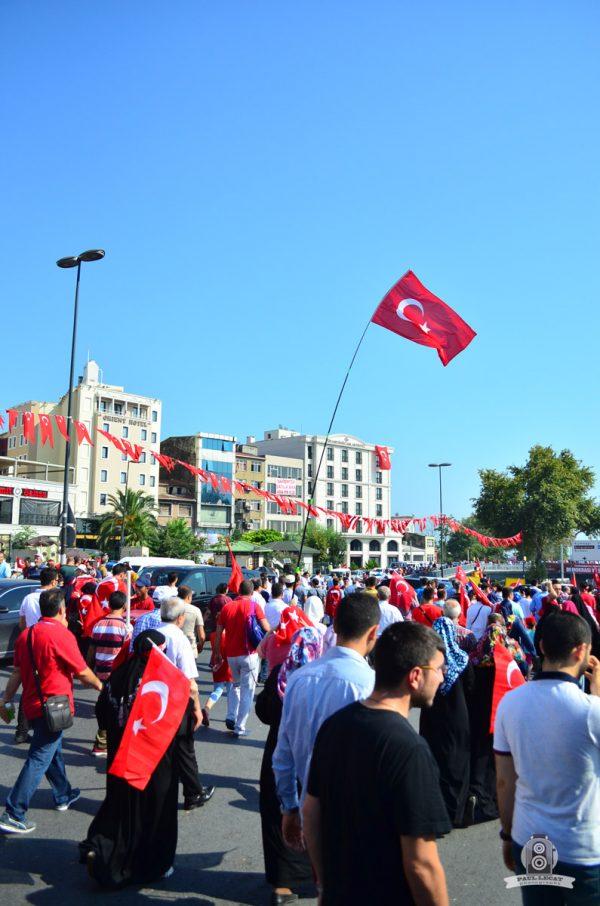 Turkey – Erdogan meeting August 7th 2016 in Istanbul