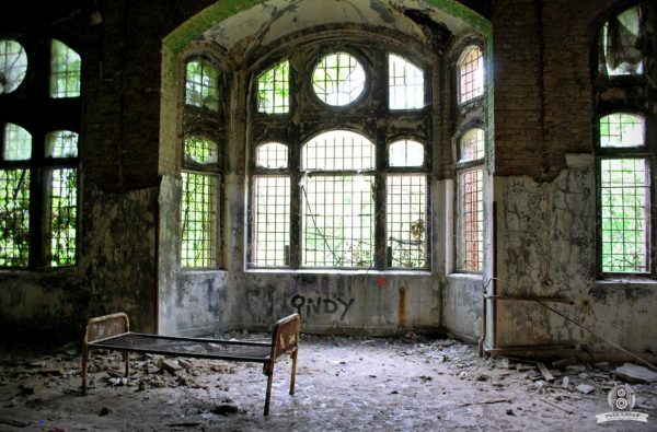 welcome home – URBEX © Paul LECAT Photography