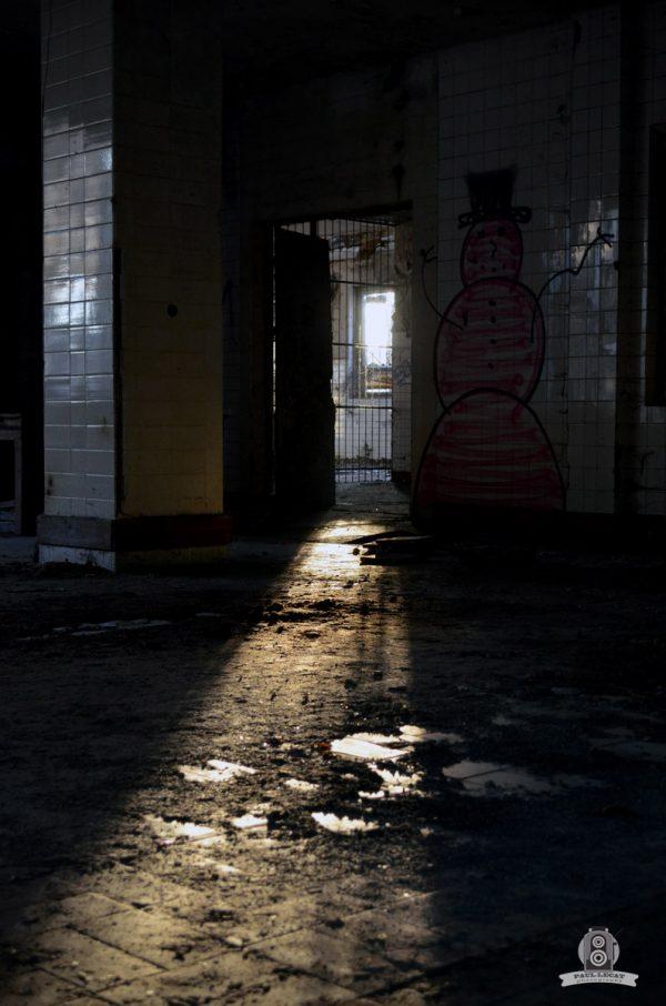 light end tunnel – URBEX © Paul LECAT Photography